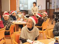 クリスマス忘年会の様子02