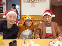 クリスマス忘年会の様子03