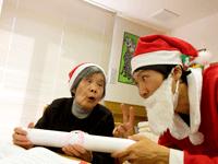 クリスマス忘年会の様子04